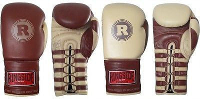 Ringside Heritage Pro Fight Gloves Boxing Muay Thai Kickboxing - Sedroc Sports