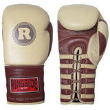 Ringside Heritage Pro Fight Gloves Boxing Muay Thai Kickboxing