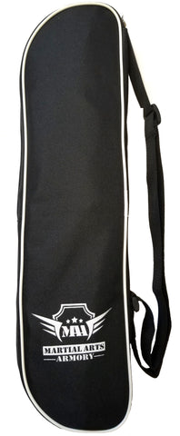 Armory Deluxe Nunchuck Case with Adjustable Carry Strap - Sedroc Sports