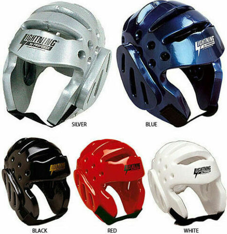 ProForce Lightning Sparring Head Guard Headgear - Sedroc Sports