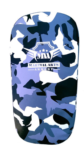 Martial Arts Armory Kick Shield Muay Thai Punch Pad - Camo - Sedroc Sports