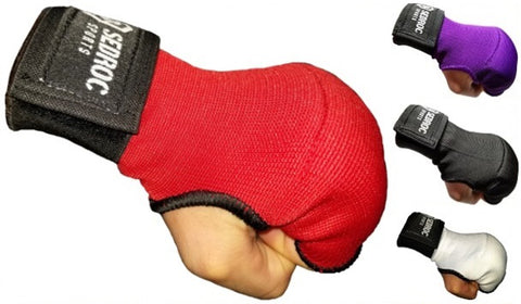 Sedroc Boxing GEL Hand Wrap Gloves Fist Wraps - Sedroc Sports