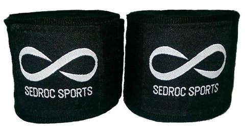 Sedroc Sports Boxing MMA Mexican Style Hand Wraps (Pair) - Sedroc Sports