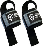 Sedroc Weight Lifting Bar Straps With Wrist Support Wraps (Pair) - Sedroc Sports