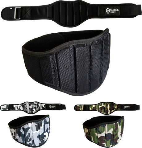 Sedroc Sports Weight Lifting Belt - Sedroc Sports