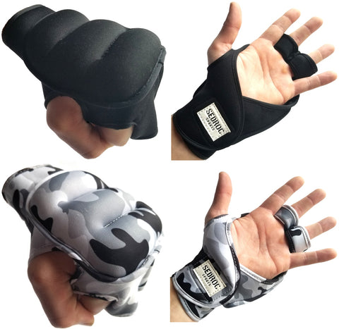 Sedroc Sports Weighted Gloves
