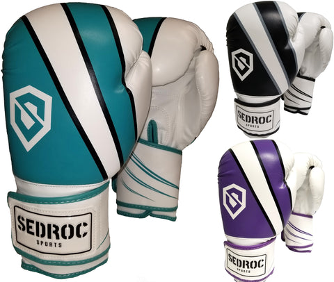 Sedroc Sports Achieve Womens Fitness Boxing Gloves