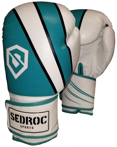 Sedroc Sports Achieve Womens Boxing Gloves - Teal