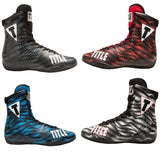 TITLE Predator Boxing Shoes - Sedroc Sports