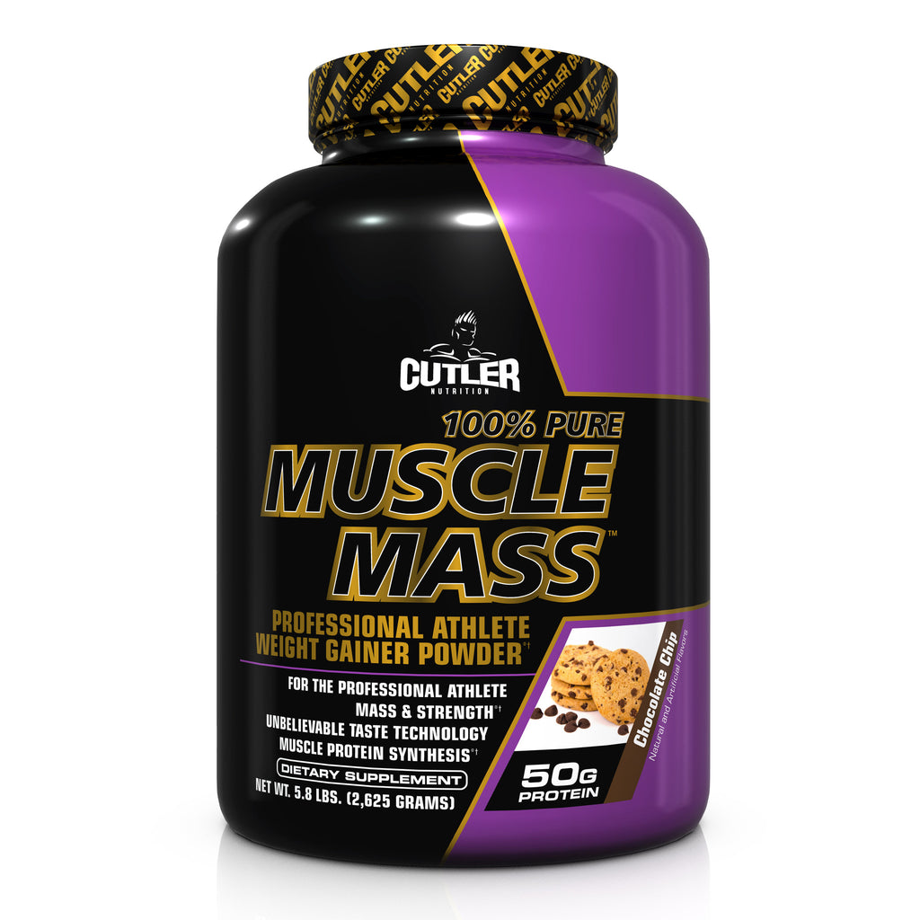 100% Pure Muscle Mass™