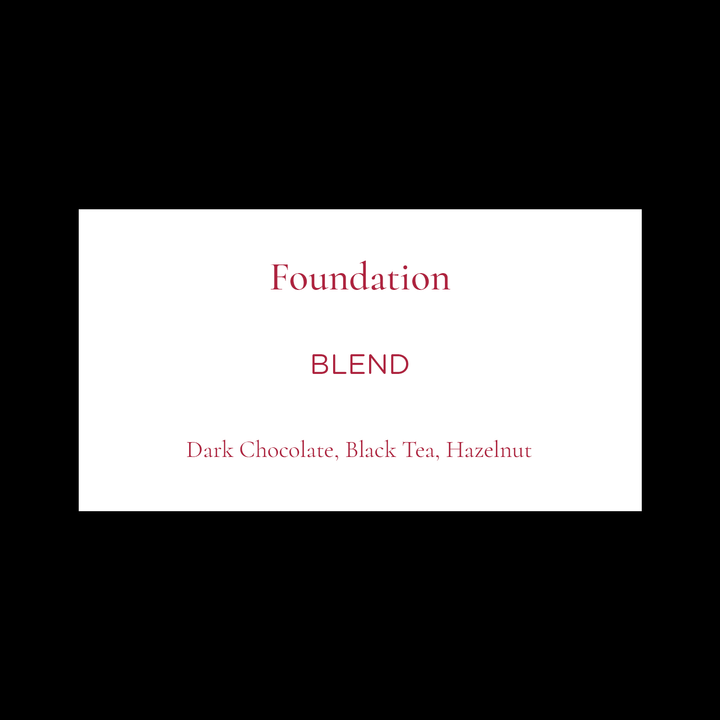 Canteen - Foundation Blend (B&M Gates)