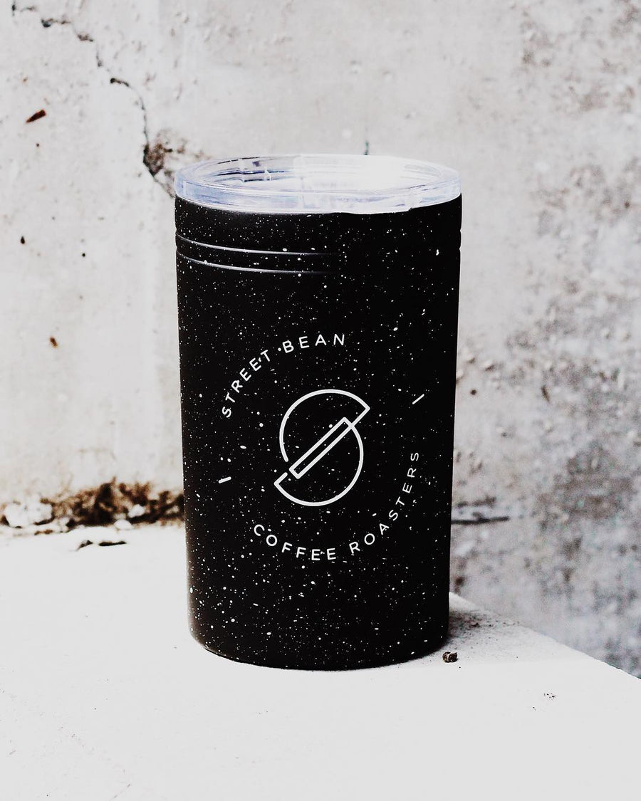 Speckled Travel Tumbler
