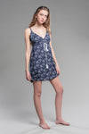 Pills Wallpaper Printed Chemise