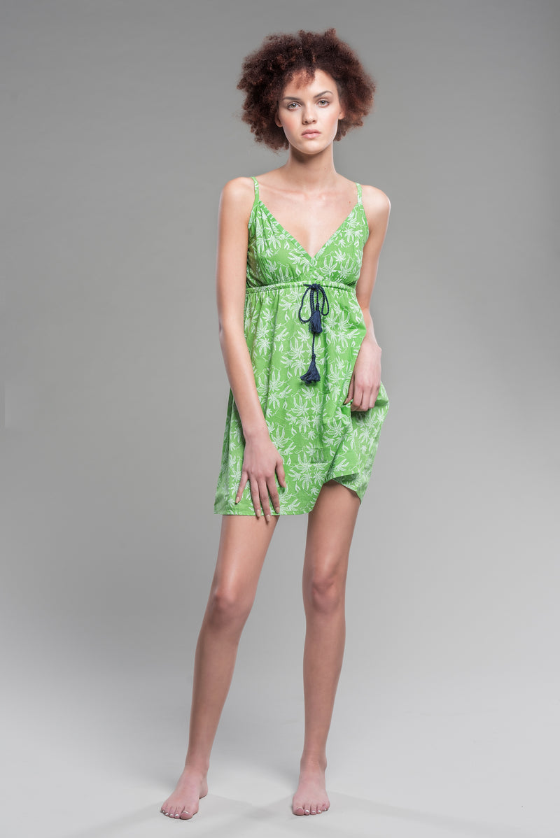 Pot Toile Printed Chemise