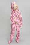 Valley of the Dolls Silk Shortie Pajamas