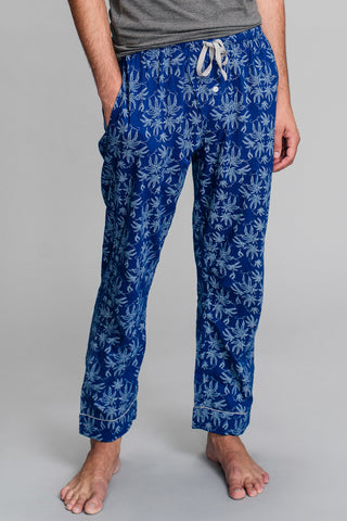 Kama Sutra Printed Pajamas in White