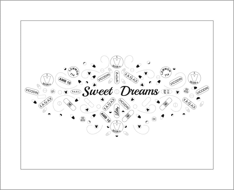 Sweet Dreams Sham Set