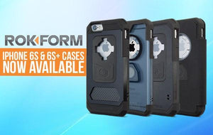 iPhone 6s and 6s Plus Cases Now Available!
