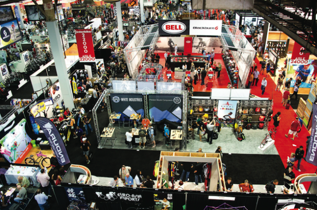 Cycling Enthusiasts Prep for Interbike