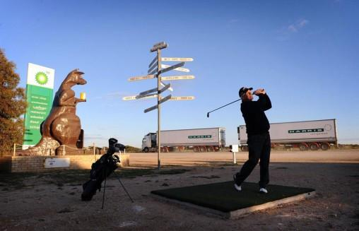 The Most Outrageous Golf Courses in the World