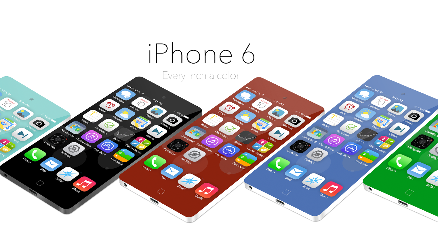 Possible iPhone 6 Release Fall 2014