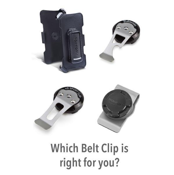 Which Belt Clip is right for you?