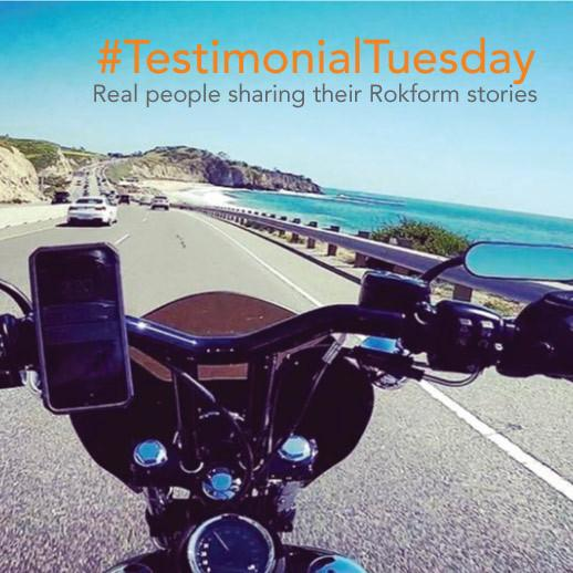 Testimonial Tuesday - Rokform Phone Cases Go Beyond Protection