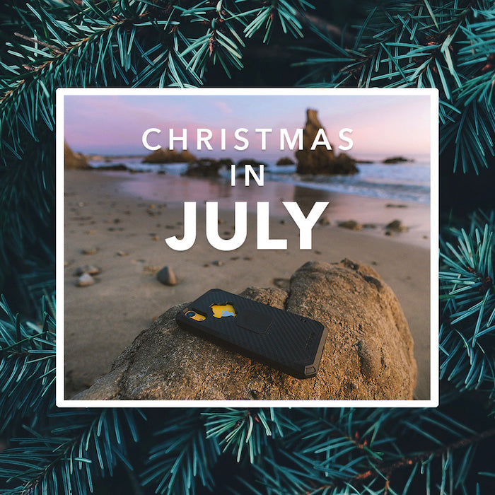 Enjoy Christmas in July 2020