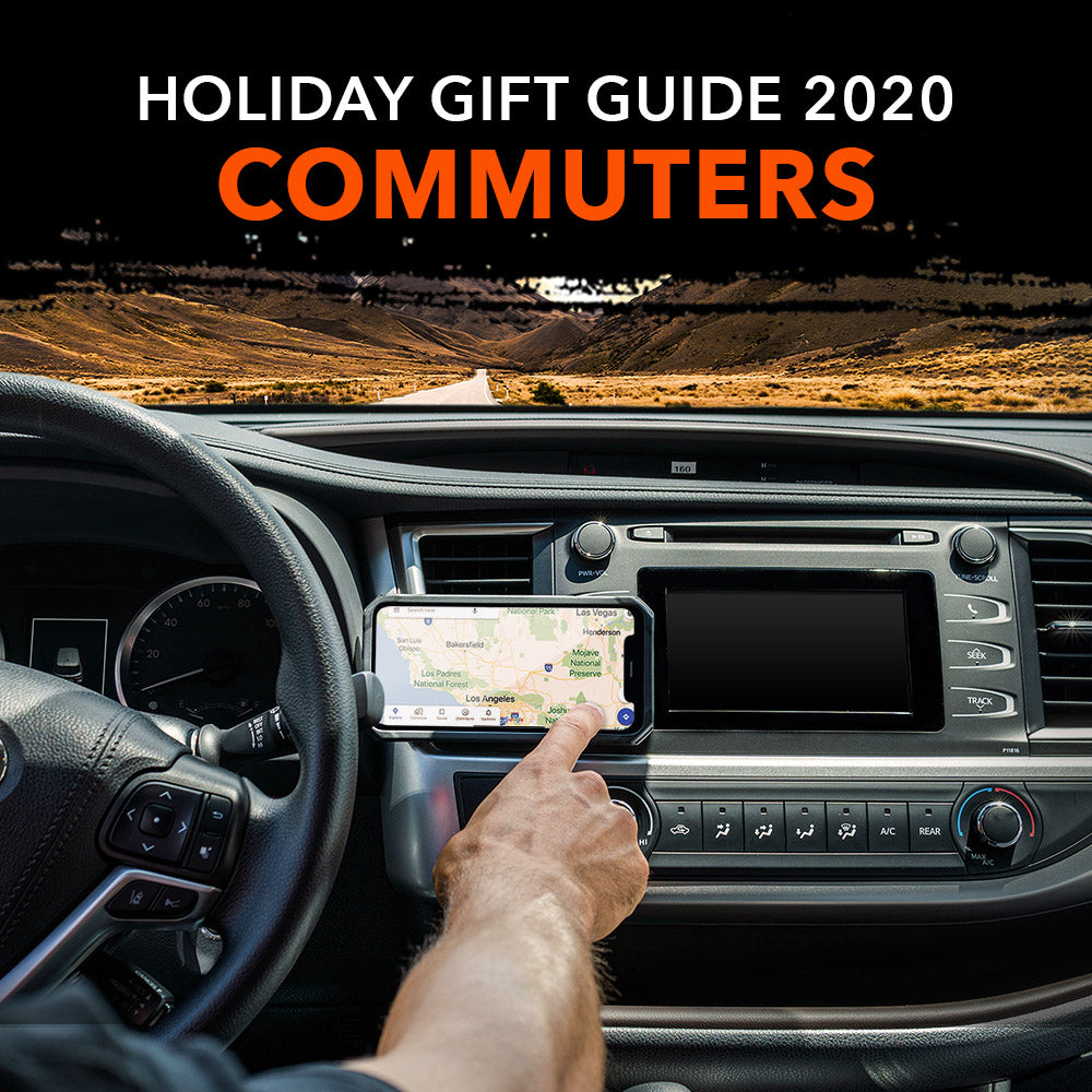 2020 Holiday Gift Guide for Commuters