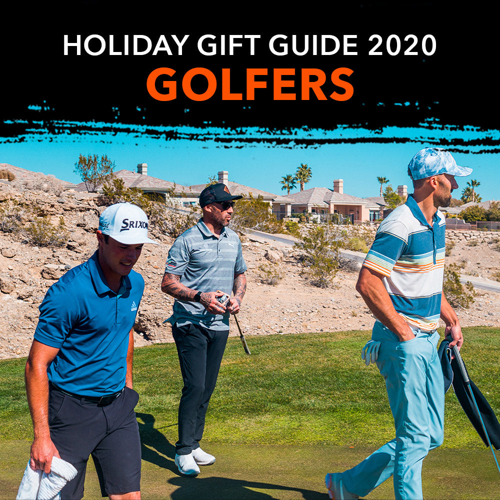 2020 Holiday Gift Guide for Golfers