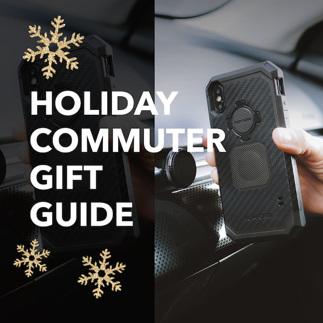 2019 Holiday Gift Guide for Commuters