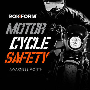 Share the Road: Motorcycle Safety Awareness Month 2018