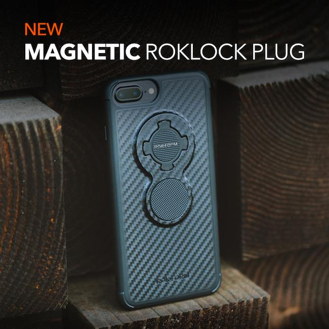 New Product Alert: Magnetic RokLock Plug
