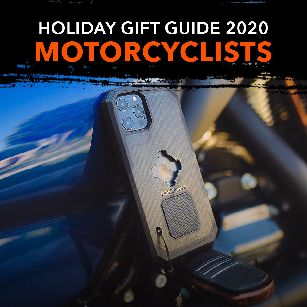 2020 Holiday Gift Guide for Motocyclists