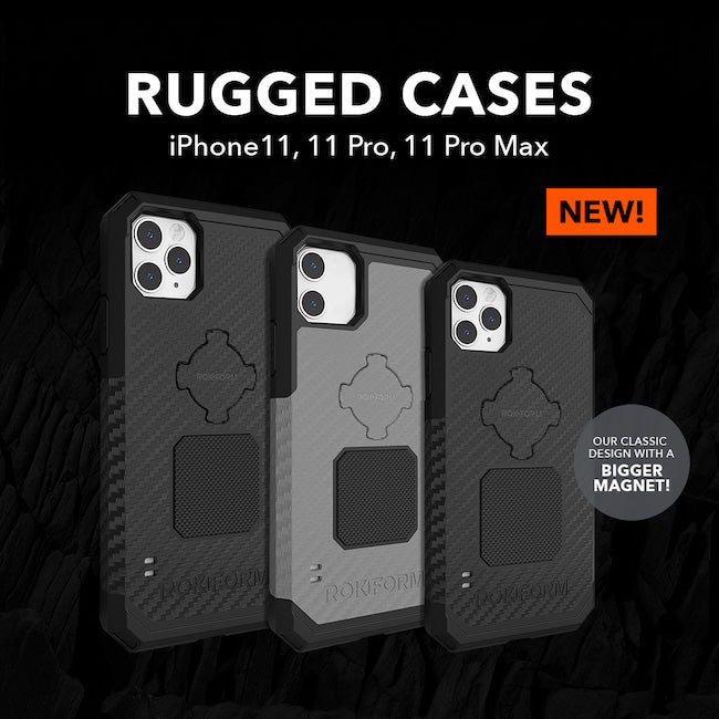 The Classic Rugged for iPhone 11 Series