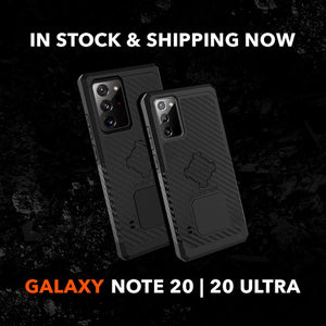 The Rugged Case for Samsung Note 20 and Note 20 Ultra [IN STOCK AND SHIPPING NOW]