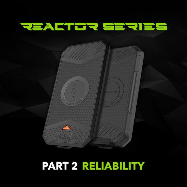 How the Reactor Series Prioritizes Safety and Reliability