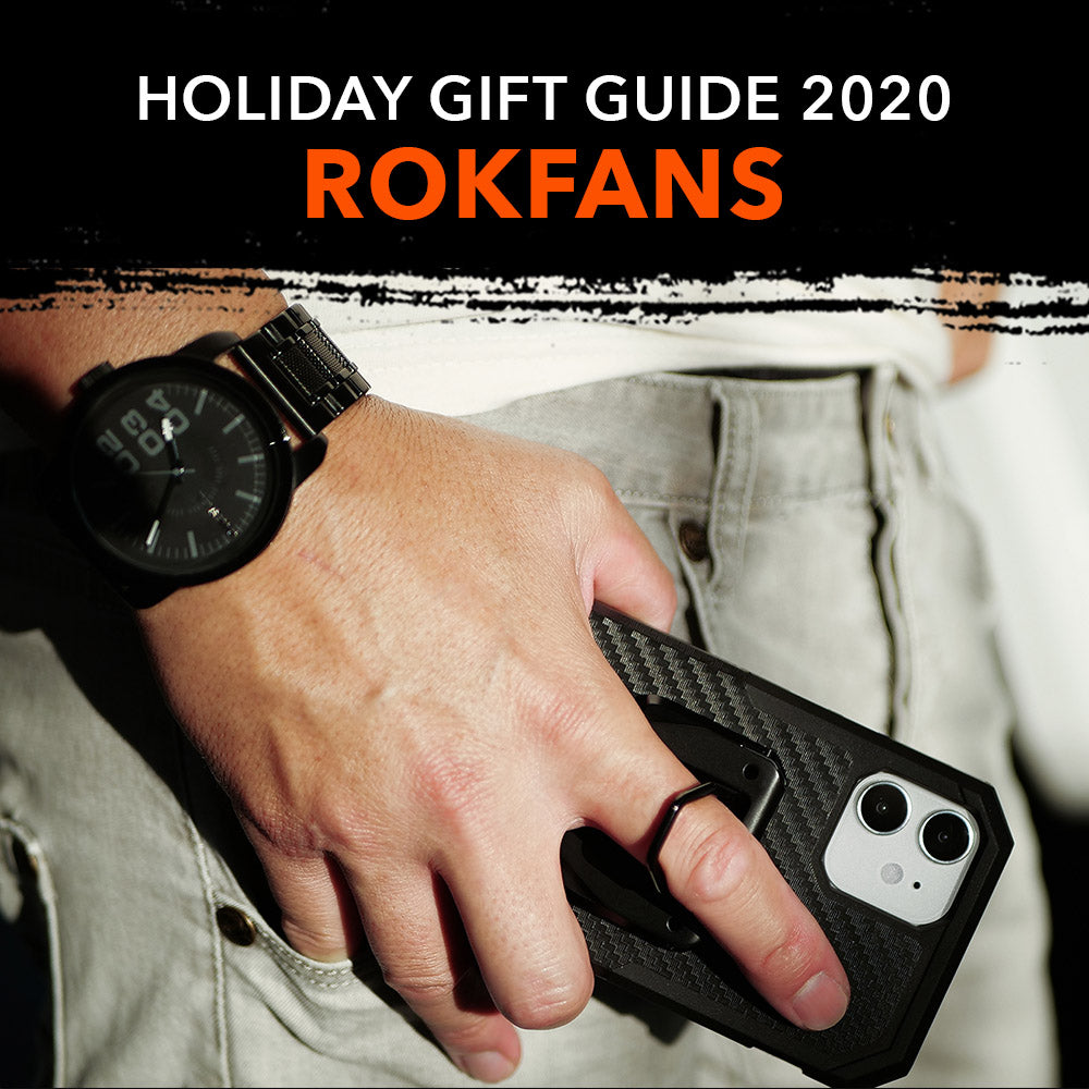 2020 Holiday Gift Guide for ROKFANS