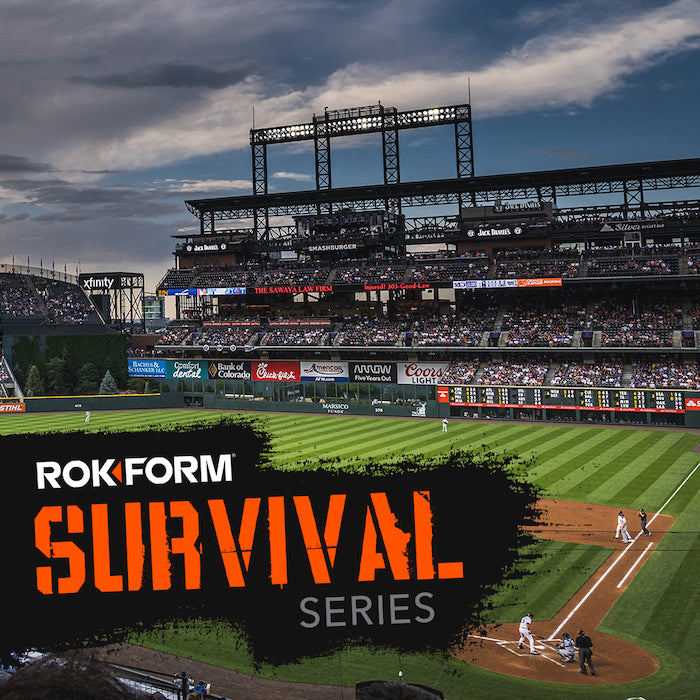 Survival Series: a fall from the upper deck