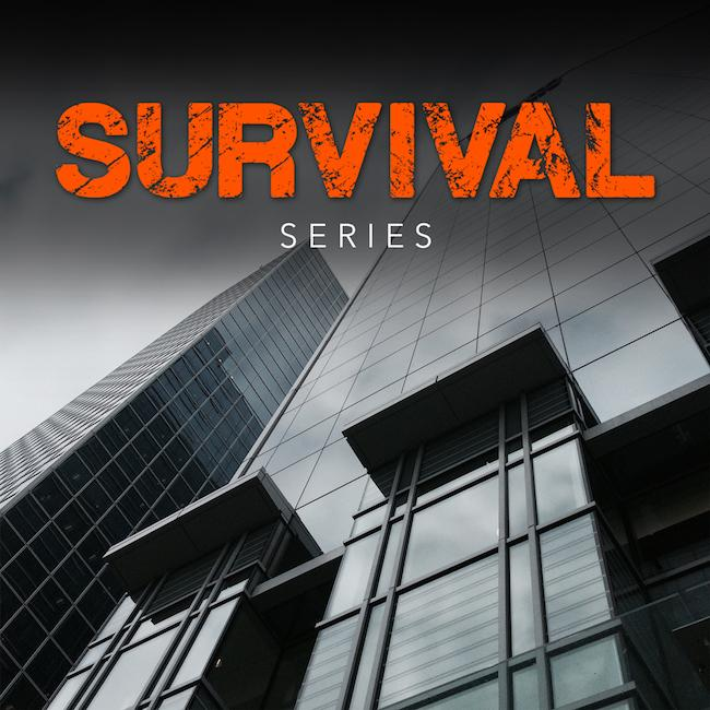 Survival Series: 16-Story Fall