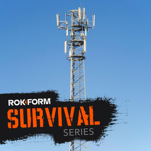 Survival Series: cell phone tower drop