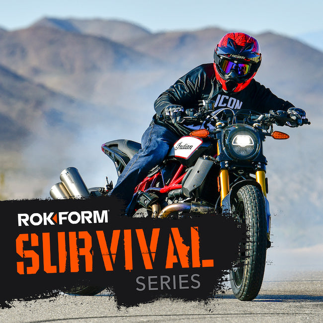 Survival Series: motorcycle collision