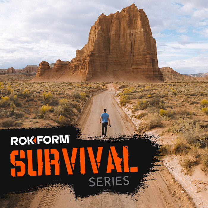 Survival Series: remote in Utah