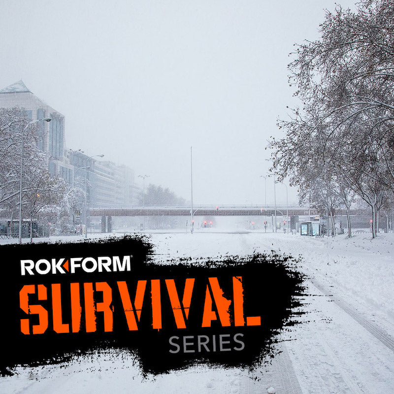 Survival Series: Texas Winter Storm vs. Rokform case