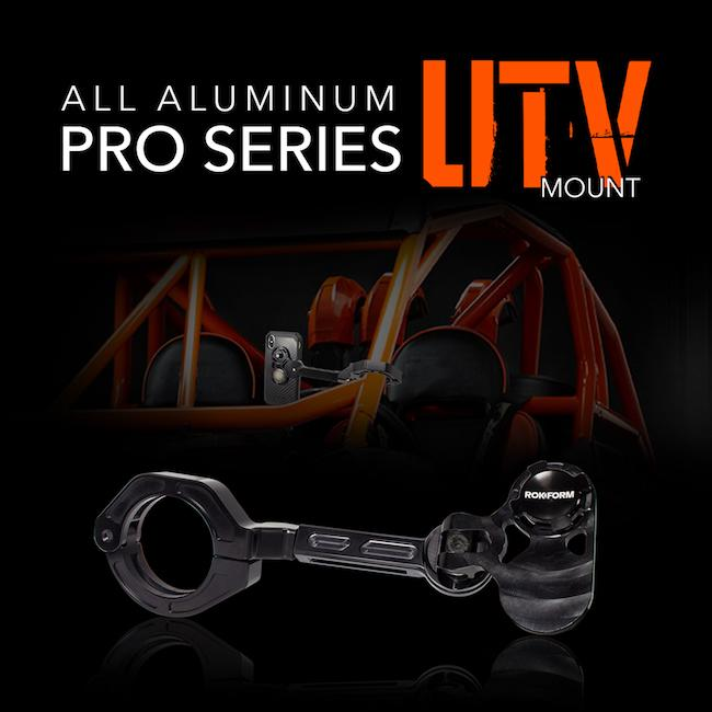 Introducing the Pro Series UTV Mount