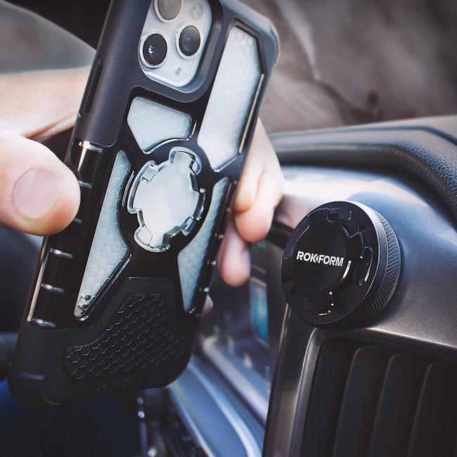 RokLock Car Mount: What's new in 2020