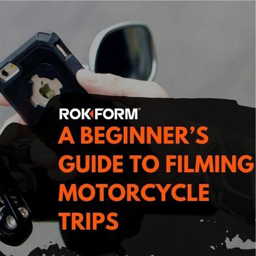 A Beginner's Guide to Filming Motorcycle Trips