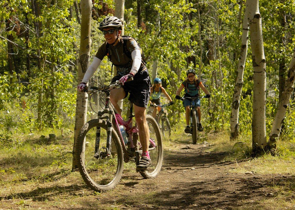 Top Six Biking Destinations for Road and Mountain Biking