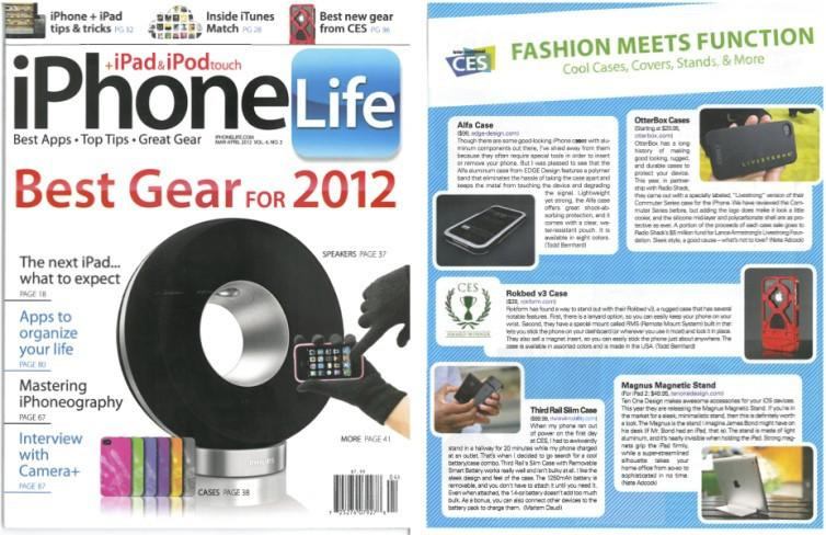 iPhone Life Magazine Feature