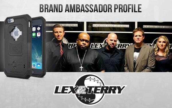 Brand Ambassador Spotlight: Lex and Terry